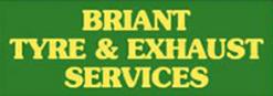 Briant Tyres Logo